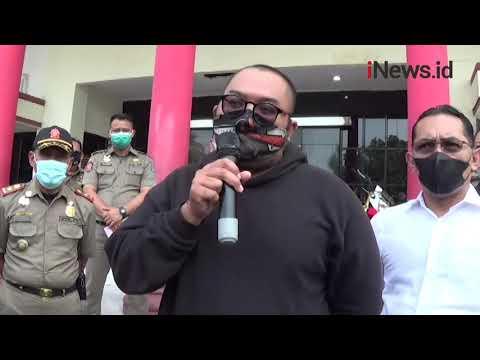 Lecehkan Pengguna Masker Di Mal, Pria Ini Ditangkap