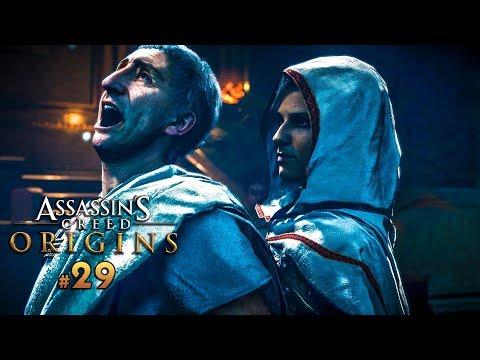 Assassin's Creed Origins PL  KONIEC GRY! 29  PC 1080p60fps  Vertez
