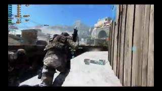 Tom Clancy's Ghost Recon: Future Soldier | Phenom II x6 + GTX460