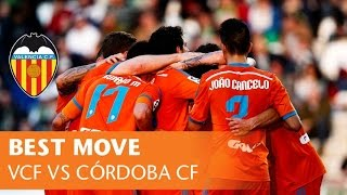 Video Gol Pertandingan Valencia CF vs Cordoba