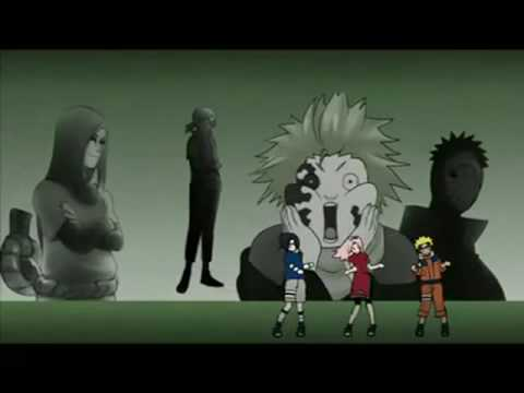 Sasuke dancing Bacchikoi! LOL [HQ]