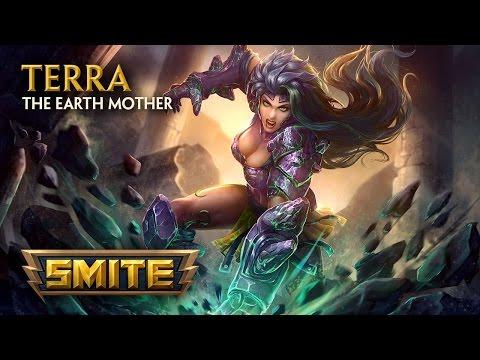 видео: smite: lore - Терра, Матерь Земли