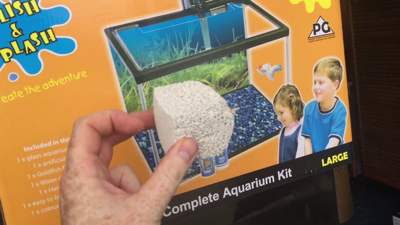 If You Buy An Aquarium Starter Kit Watch This Youtube