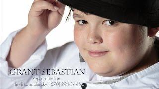 Grant Sebastian - Acting Reel