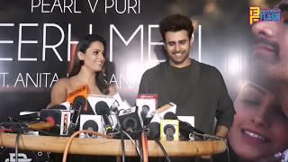Pearl V Puri & Anita Hassandani - Full Interview - Peerh Meri Song Launch Party