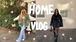A DAY AT HOME WITH US!! | Sophia and Cinzia | ad
