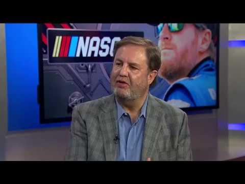 Eddie Gossage on Dale Earnhardt Jr. retirement