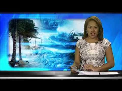 Tropical cyclone Winston update #FijiRocks