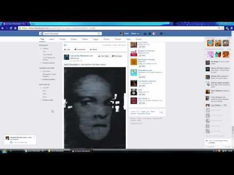 Morphing Metallica - Jason Newsted OR Newstead - Facebook Edition