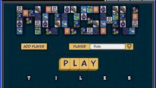 After Dark Games (1998, PC) - 01 of 10: MooShu Tiles [720p]