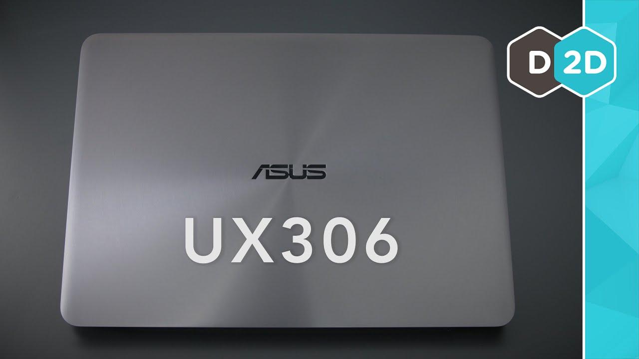 asus zenbook ux306 review