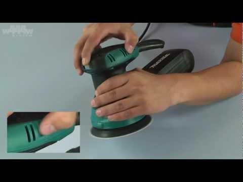 Makita Entfernungsmesser Rätsel : Makita bo k exzenterschleifer im koffer mm Ø test