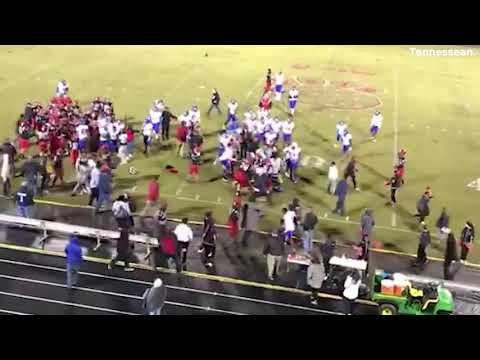 Video of Overton High School fight at Antioch football game released