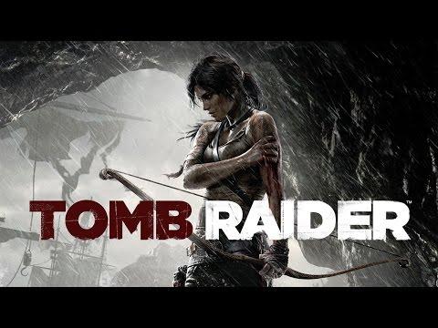 [LongPlay] Tomb Raider: Definitive Edition #9 - Radio Tower Base |