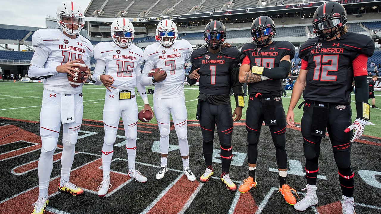 9df11c28 2016 Under Armour All-America Sizzle Reel - YouTube