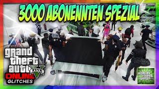 3000 ABONENNTEN SPEZIAL | GEWINNSPIEL 3 UNLOCK ALL ACCOUNTS | GTA 5 Online Gameplay HD