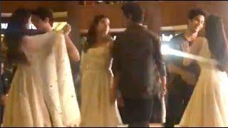 Jhanvi Kapoor's Romantic DANCE With Ishaan Khattar At Dhadak Movie Song Launch
