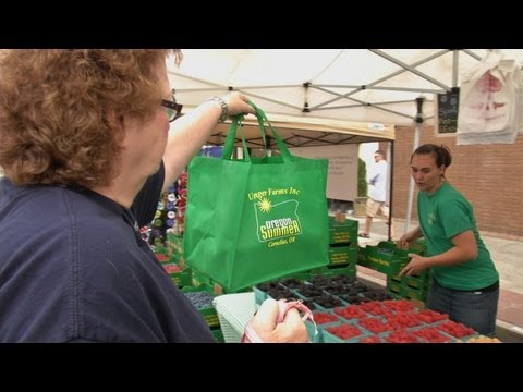 Growing Fresh Berries for the Farmer's Market