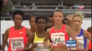 Katie Mackey Wins 3000m Dl Stockholm 2015