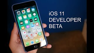 iOS 11 First Look and Hands on! BETA