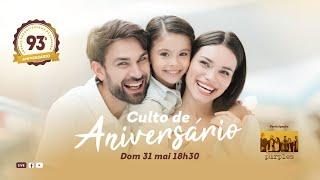 MARCAS DE UMA IGREJA EXEMPLAR - REV. NILTON TOMAZINI - 31/05/2020