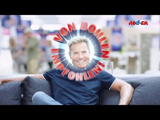 Schauspieler Roller Werbung