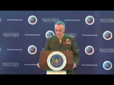 Gen. Dunford: Russia is TOP U.S. National Security Threat