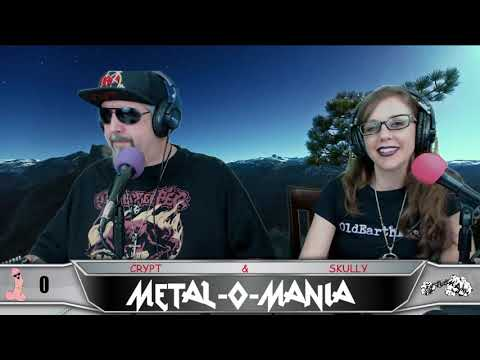 #136 Metal O Mania - The Suicidal Angels Interview Episode