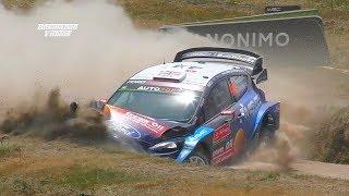 WRC Rally Portugal 2019 | Big FAFE Show & Crash | Full HD