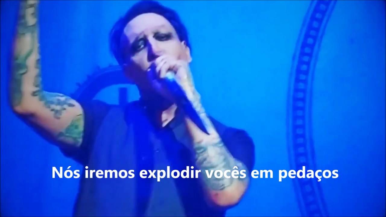 Marilyn Manson - Killing Strangers - Legenda/Tradução - (John Wick  Soundtrack) Live BR