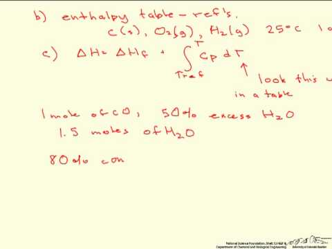 Calculating Enthalpy Changes Using Heats of Formation ...