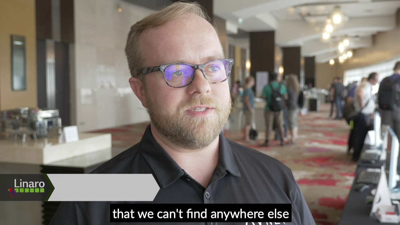 Kevin Keryk, Avnet | Why do you Sponsor Linaro Connect?