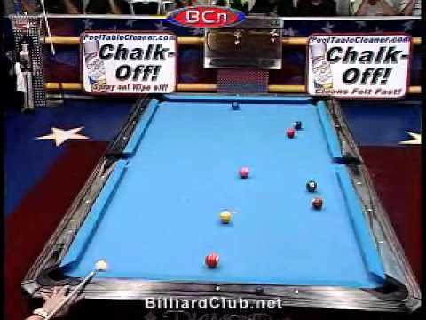 U. S. Open 9-Ball Championship 2008 Final Match