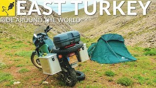 MOTORCYCLE TRAVEL Around the WORLD, Anatolia - East Turkey to Georgia