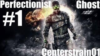 Splinter Cell: Blacklist - Perfectionist Ghost Walkthrough - Part 1 - GIVEAWAY