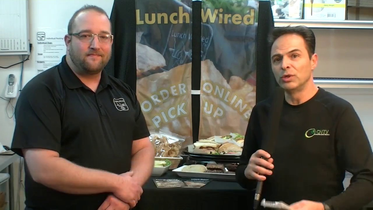 Lunch Wired | Lunch Wired On Cntv Youtube