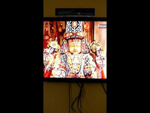 Vasanth tv aalaya tharisanam title song