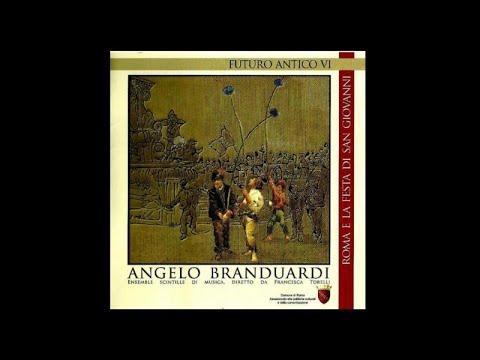 Angelo Branduardi - Futuro antico VI - Roma e la festa di San Giovanni