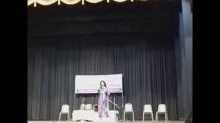 Munmun Mukherjee recite 2017