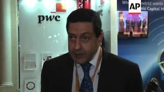 The annual World Islamic Economic Forum opens in Dubai