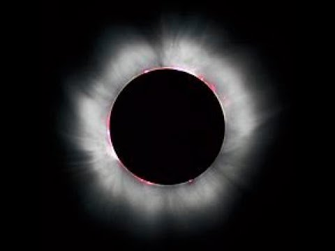 Amazing!!!! Solar Eclips Moment