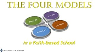Four Models in a Faith-based School