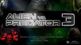 Alien Vs Predator 3 - Fan Full Movie (English)