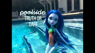 Poolside Truth or Dare-  A MH/EAH stop motion