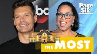Baixar Oprah's $90 million mansion has 16 bathrooms | New York Post