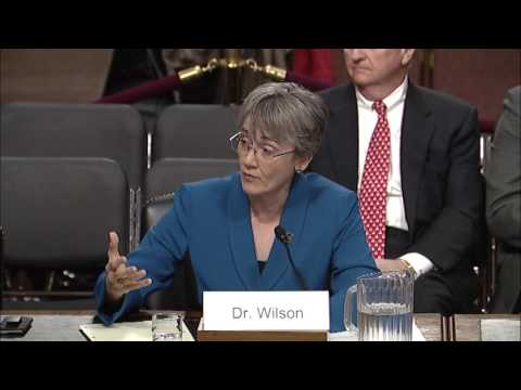 Heinrich Questions Air Force Nominee Heather Wilson