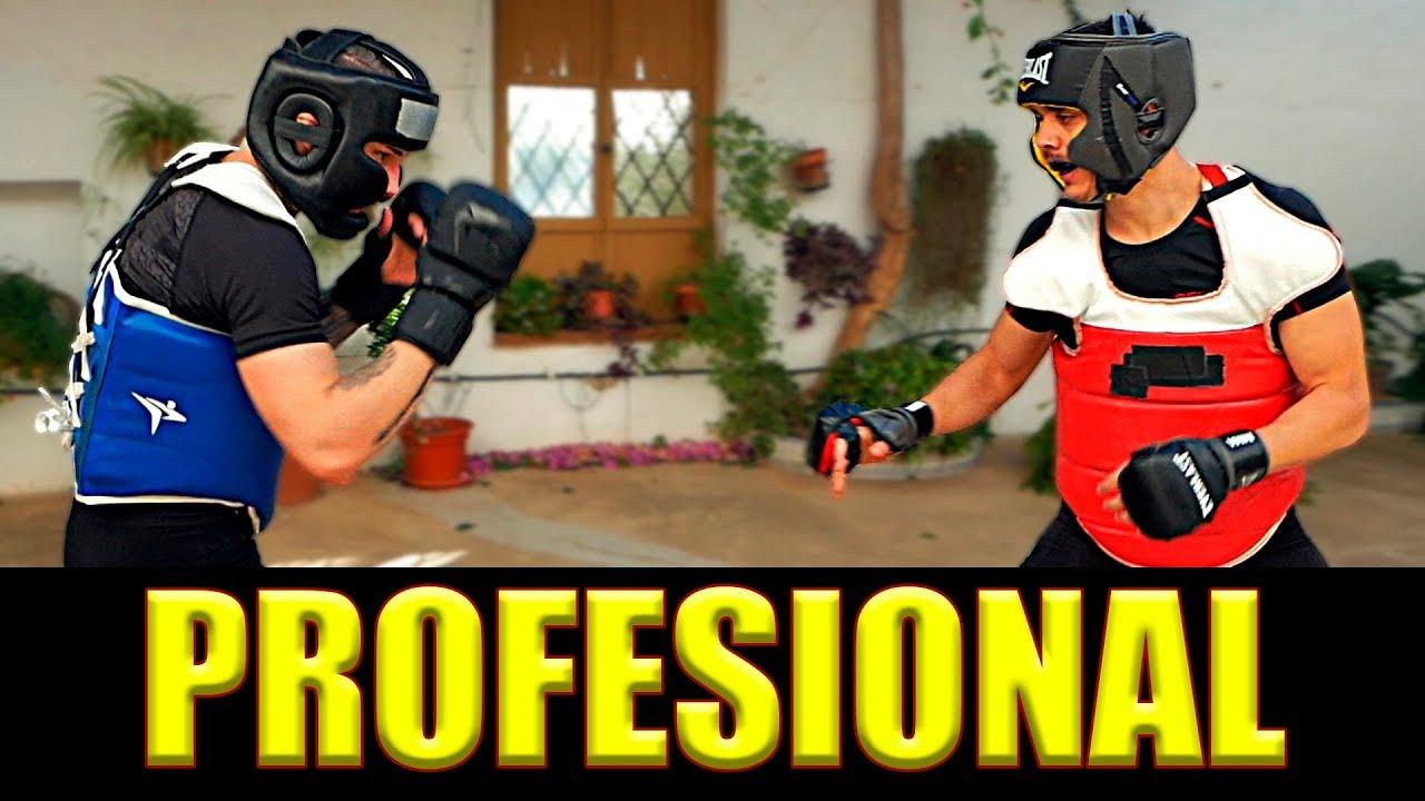 ASÍ ES UN ENTRENAMIENTO PROFESIONAL DE MMA (ARTES MARCIALES MIXTAS)