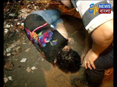 বাইপাসে মত্ত মহিলার তাণ্ডব   ETV News Bangla