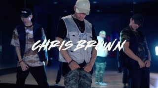 Chris Brown - No Guidance ft. Drake | Choreography by Dewsaki