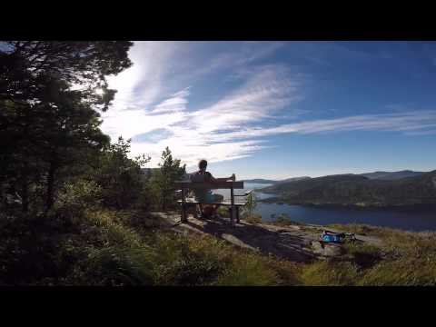 GoPro - Norwegian fjord